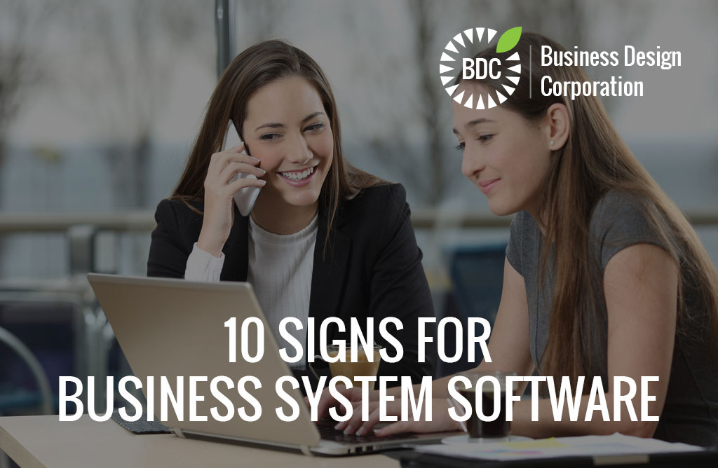 business systems and sop software