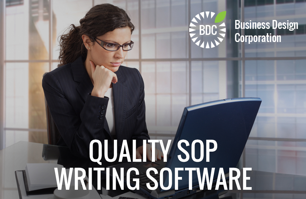 quality sop writing software