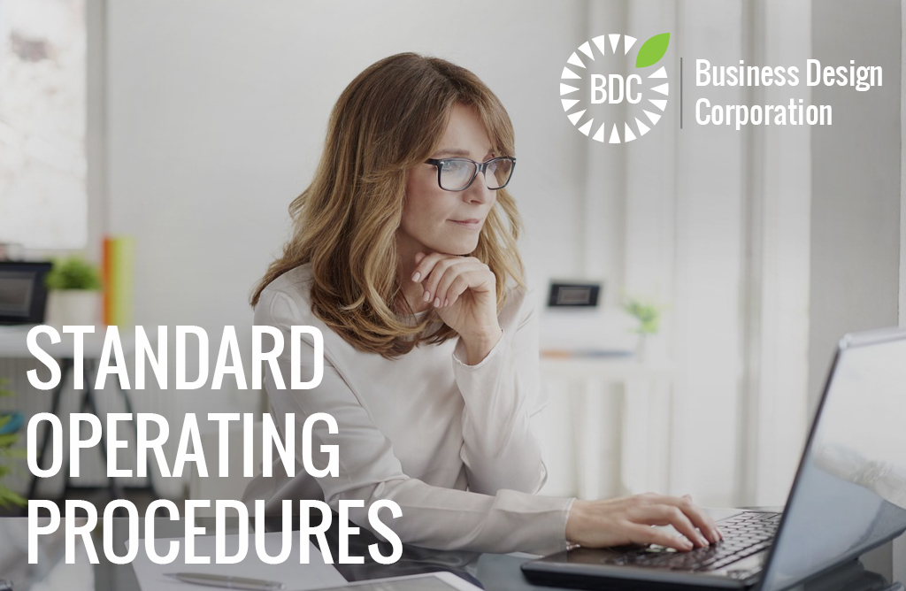 standard operating procedure for small business