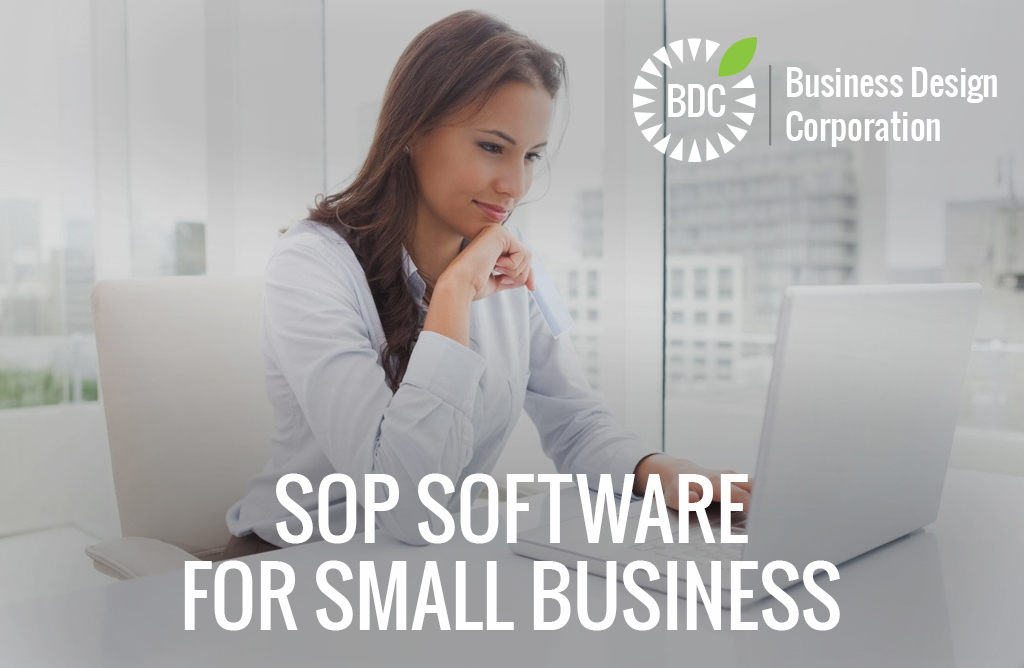 sop software for small business