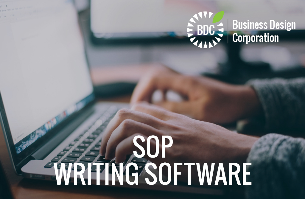 SOP writing software