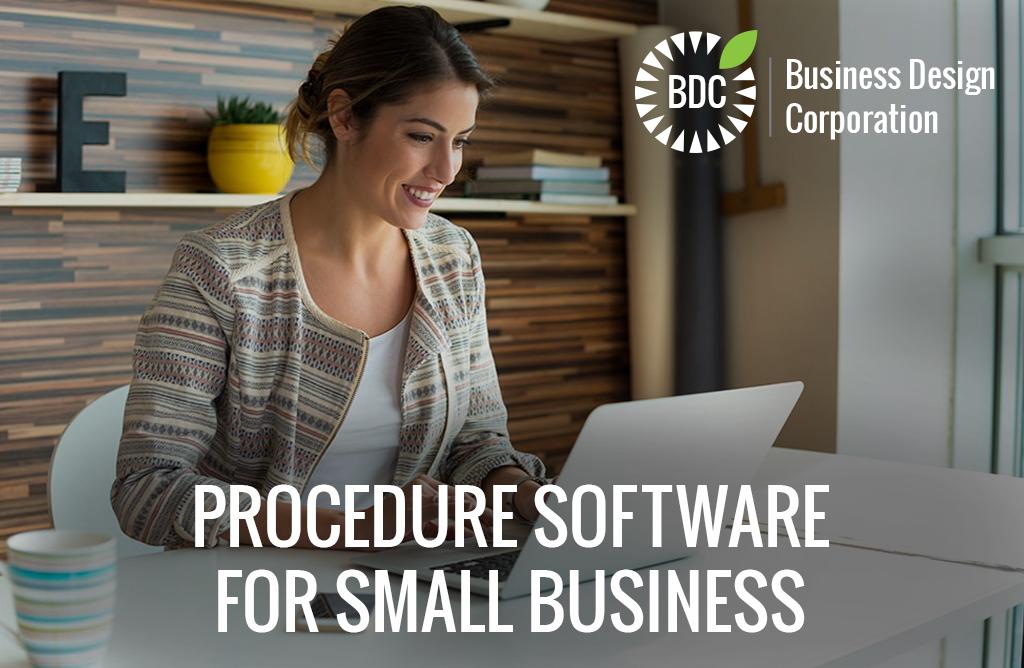 Procedure software f